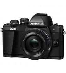 Olympus OM-D E-M10 Mark II with 14-42mm Black Digital SLR Cameras
