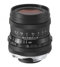 Voigtlander Ultron Leica M Mount 35mm F1.7 Aspheric (Black) Lens