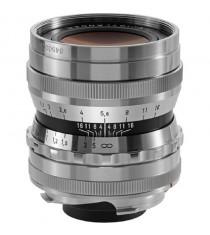 Voigtlander Ultron Leica M Mount 35mm F1.7 Aspheric (Silver) Lens