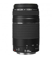 Canon EF 75-300mm f4-5.6 III Lenses