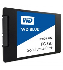 "WD 250GB SATA III 2.5"" Internal SSD for PC (Blue)"