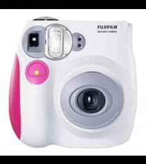 Fuji Film Instax Mini 7S Pink Instant Camera