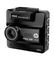 HP F550G Full HD Car Camcorder with GPS and G-Sensor