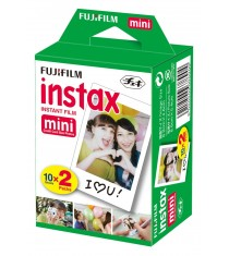 Fuji Film Instax Mini Instant Color Film (20 Sheets)