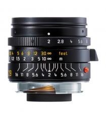 Leica Summicron-M 28mm f/2.0 Lens