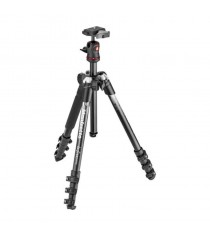 Manfrotto MKBFRA4GY-BH BeFree Color Aluminum Travel Tripod (Gray)