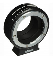 Metabones Nikon G MB NFG-M43-BM1 Micro Four Thirds Speed Booster Lens