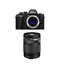 Olympus OM-D E-M10 II Silver Digital Camera with 14-150mm Lens Kit