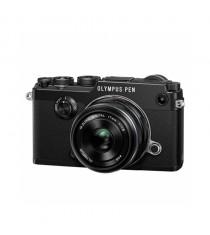 Olympus PEN-F with 17mm F1.8 Black Lens Digital Mirrorless Camera