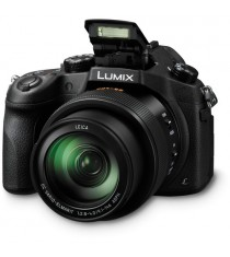 Panasonic Lumix DMC-FZ1000 Black Digital SLR-Like Camera