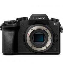 Panasonic Lumix DMC-G7 Body Black Mirrorless Digital Camera