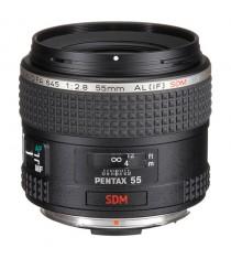 Pentax D-FA 645 55mm f2.8 AL (IF) SDM AW Lens
