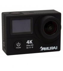 Samurai Ninja1 4K Black Action Camera
