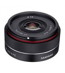 Samyang AF 35mm f/2.8 FE Lens (Sony-E)