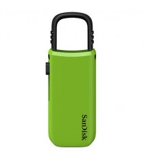 SanDisk Cruzer U SDCZ59-064G 64GB USB Flash Drive (Green)