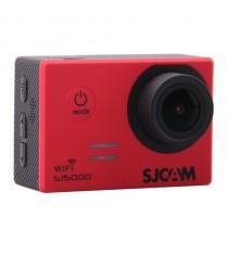 SJCAM SJ5000 WiFi 1080p Full HD DVR Action Sport Camera Red