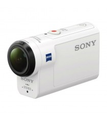 Sony HDR-AS300 with Waterproof Case White Action Camera