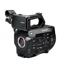 Sony PXW-FS7 4K XDCAM Super 35mm Black Camcorder