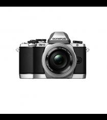 Olympus OM-D E-M10 II Silver Digital Camera with 14-42mm EZ Lens Kit