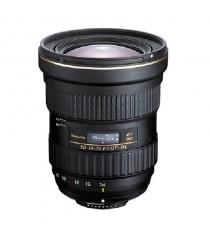 Tokina AT-X 14-20mm f2 PRO DX (Nikon) Lens