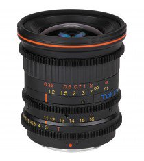 Tokina Cinema 11-16mm T3.0 Wideangle Zoom Lens (Canon)