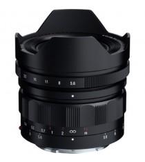 Voigtlander Heliar-Hyper Wide 10mm f/5.6 Aspherical Black (Sony E) Lens