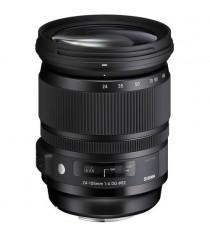 Sigma 24-105mm f/4 DG OS HSM Art (Canon) Black Lens