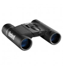 Bushnell PowerView 132514 8 x 21mm Roof Prism Compact Binoculars (Black)