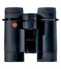 Leica Ultravid 40290 8X32 HD Binocular (Black)