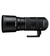 Pentax HD D FA 150-450mm f/4.5-5.6 DC AW Black Lens