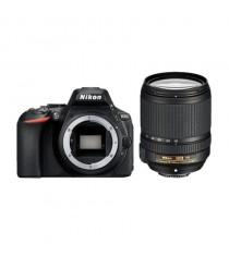 Nikon D5600 Black Digital SLR Camera with 18-140mm AF-S VR Lens