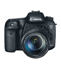 Canon EOS 7D II with 18-135mm f/3.5-5.6 STM Lens  Digital SLR Camera (Kit)