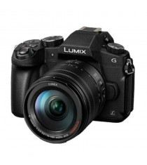 Panasonic Lumix DMC-G85K with 14-140mm Lens Black Digital Camera
