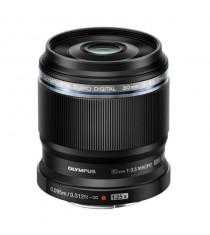 Olympus M.Zuiko Digital ED 30mm f3.5 Macro Lens (Black)