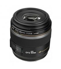 Canon EF-S 60mm f/2.8 Macro USM Lens