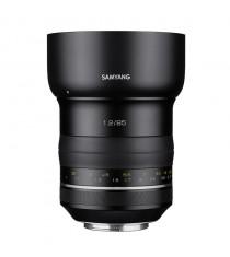 Samyang Premium 85mm f/1.2 MF XP Lens (Canon)
