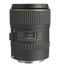 Tokina AT-X M100 AF PRO D AF 100mm f/2.8 (Nikon) Lens