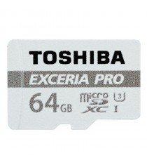 Toshiba Exceria Pro M401 64GB SDHC Memory Card (Class 3)