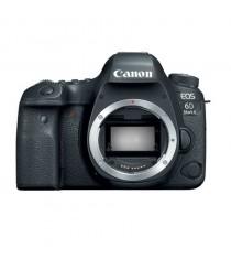 Canon EOS 6D Mark II Body Black Digital SLR Camera (Kit Box)