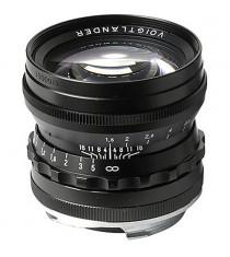 Voigtlander NOKTON 50mm F1.5 Aspherical VM (Black) Lens