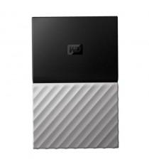 WD My Passport Ultra WDBFKT0040BGY-CESN 4TB External Hard Drive (Gray)