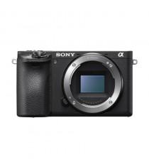 Sony Alpha A6500 Mirrorless Black Digital Camera (Body Only)
