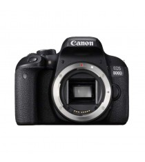 Canon EOS 800D Body Black Digital SLR Camera (Kit Box)