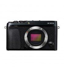 Fujifilm X-E3 Mirrorless Digital Camera (Black)