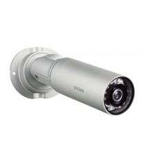D-Link DCS-7010L HD PoE Mini Bullet Outdoor Cloud Network Camera Grey