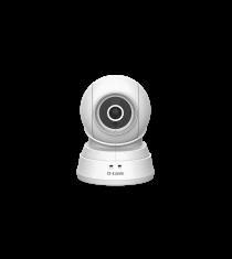 D-Link DCS-850L Pan & Tilt Wi-Fi Baby Camera (White)