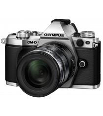 Olympus OM-D E-M5 Mark II with 12-40mm Silver Digital SLR Cameras