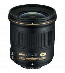 Nikon AF-S Nikkor 24mm f/1.8G ED Lens (Black)