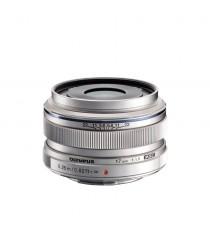 Olympus M.Zuiko Digital 17mm f/1.8 Silver Lens