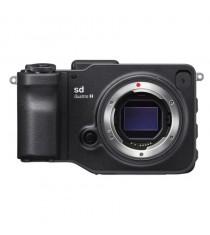 Sigma SD Quattro H Body Black Mirrorless Digital Camera